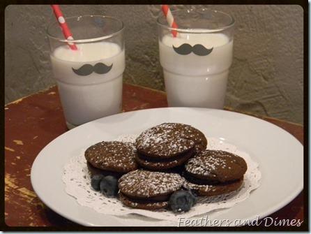 mustache milk