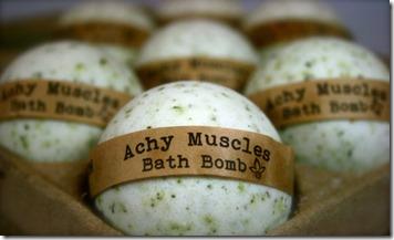 bath ache
